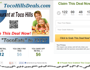 micro marketing coupon discount websites